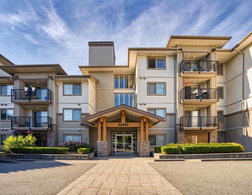 305 32063 MT WADDINGTON AVENUE - Abbotsford West Apartment/Condo for sale, 2 Bedrooms (R2625809) - #1