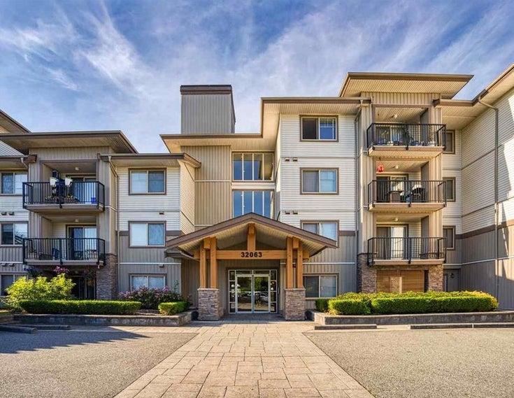305 32063 MT WADDINGTON AVENUE - Abbotsford West Apartment/Condo for sale, 2 Bedrooms (R2625809)