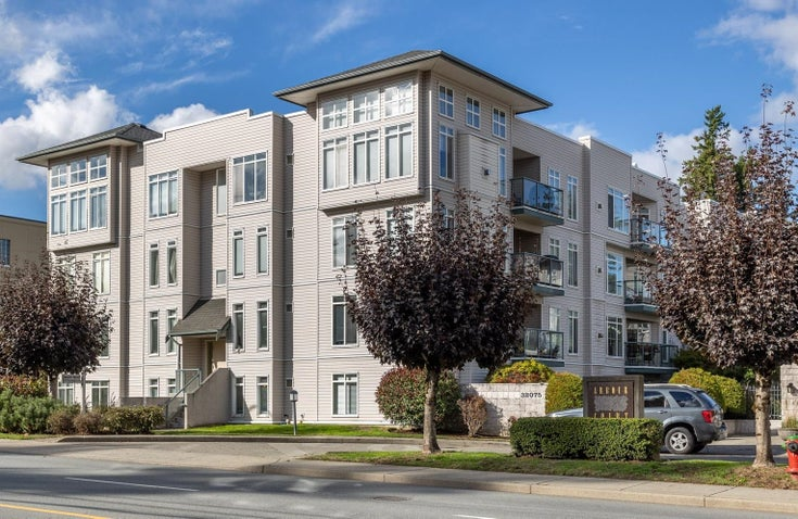 201 32075 GEORGE FERGUSON WAY - Abbotsford West Apartment/Condo for sale, 1 Bedroom (R2625810)