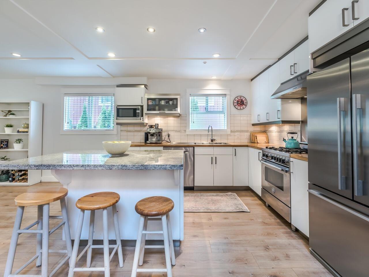 1231 E 11TH AVENUE - Mount Pleasant VE 1/2 Duplex for sale, 3 Bedrooms (R2625828) - #2