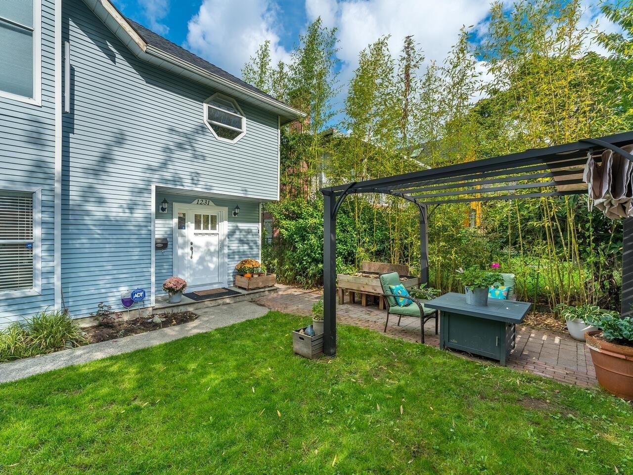 1231 E 11TH AVENUE - Mount Pleasant VE 1/2 Duplex for sale, 3 Bedrooms (R2625828) - #33
