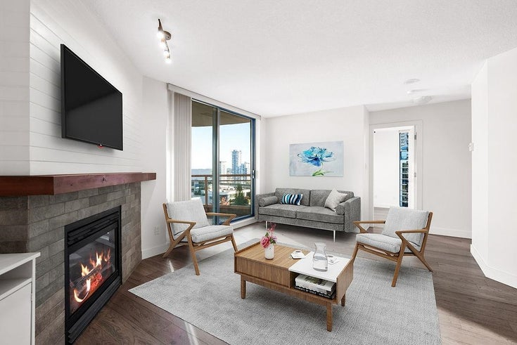 1003 4425 HALIFAX STREET - Brentwood Park Apartment/Condo for sale, 2 Bedrooms (R2625845)