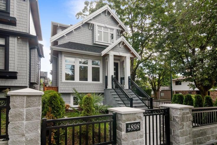 4898 DUNBAR STREET - Dunbar House/Single Family for sale, 4 Bedrooms (R2625863)