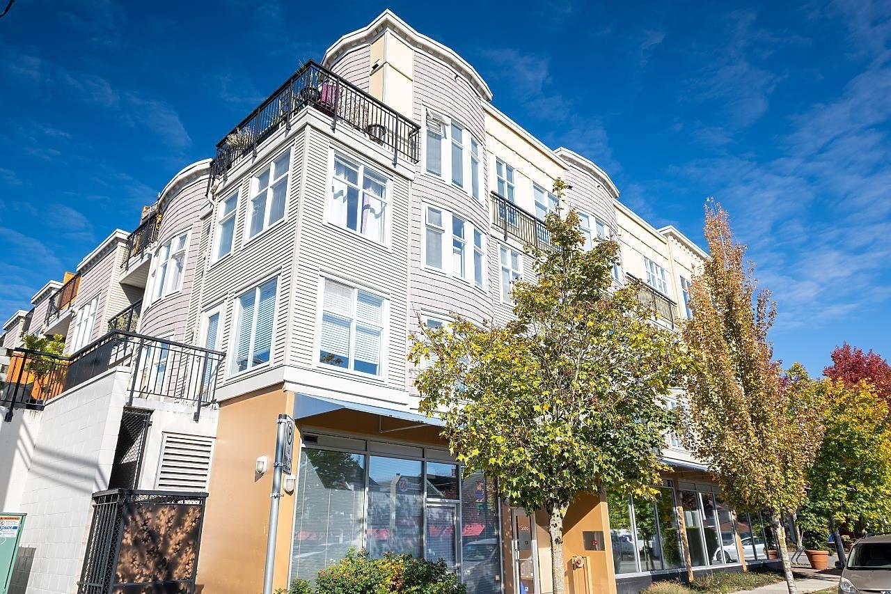 309 1503 W 65TH AVENUE - S.W. Marine Apartment/Condo for sale, 2 Bedrooms (R2625872)