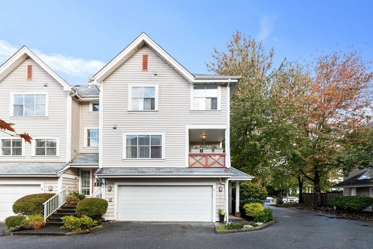 5 2450 HAWTHORNE AVENUE - Central Pt Coquitlam Townhouse for sale, 3 Bedrooms (R2625875)