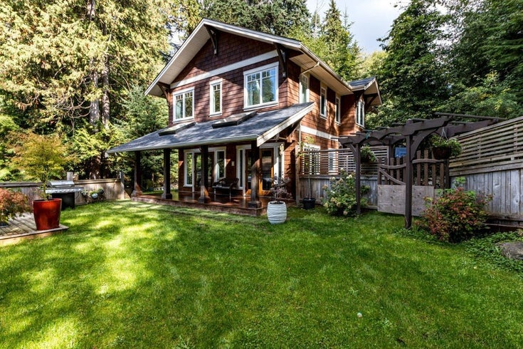 1520 TUNSTALL BOULEVARD - Bowen Island House/Single Family for sale, 3 Bedrooms (R2625880)