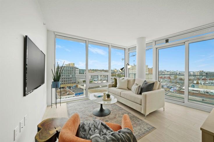 1102 180 E 2ND AVENUE - Mount Pleasant VE Apartment/Condo for sale, 2 Bedrooms (R2625893)