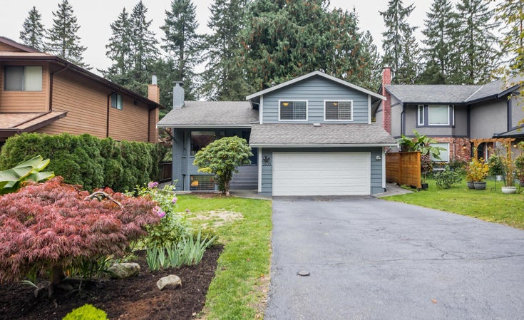 3535 ROBINSON ROAD - Lynn Valley House/Single Family for sale, 4 Bedrooms (R2625903)