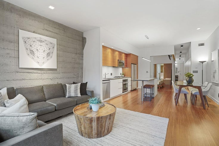 405 1228 HOMER STREET - Yaletown Apartment/Condo for sale, 1 Bedroom (R2625928)