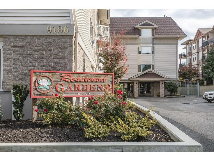 112 9186 EDWARD STREET - Chilliwack W Young-Well Apartment/Condo for sale, 1 Bedroom (R2625935)