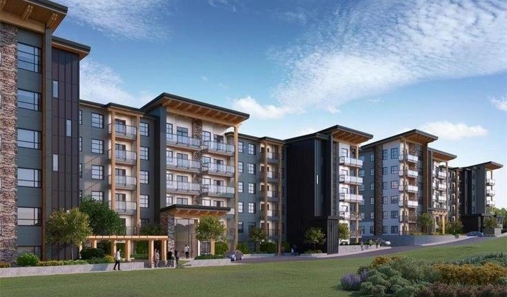 202 6950 NICHOLSON ROAD - Sunshine Hills Woods Apartment/Condo for sale, 1 Bedroom (R2625937)