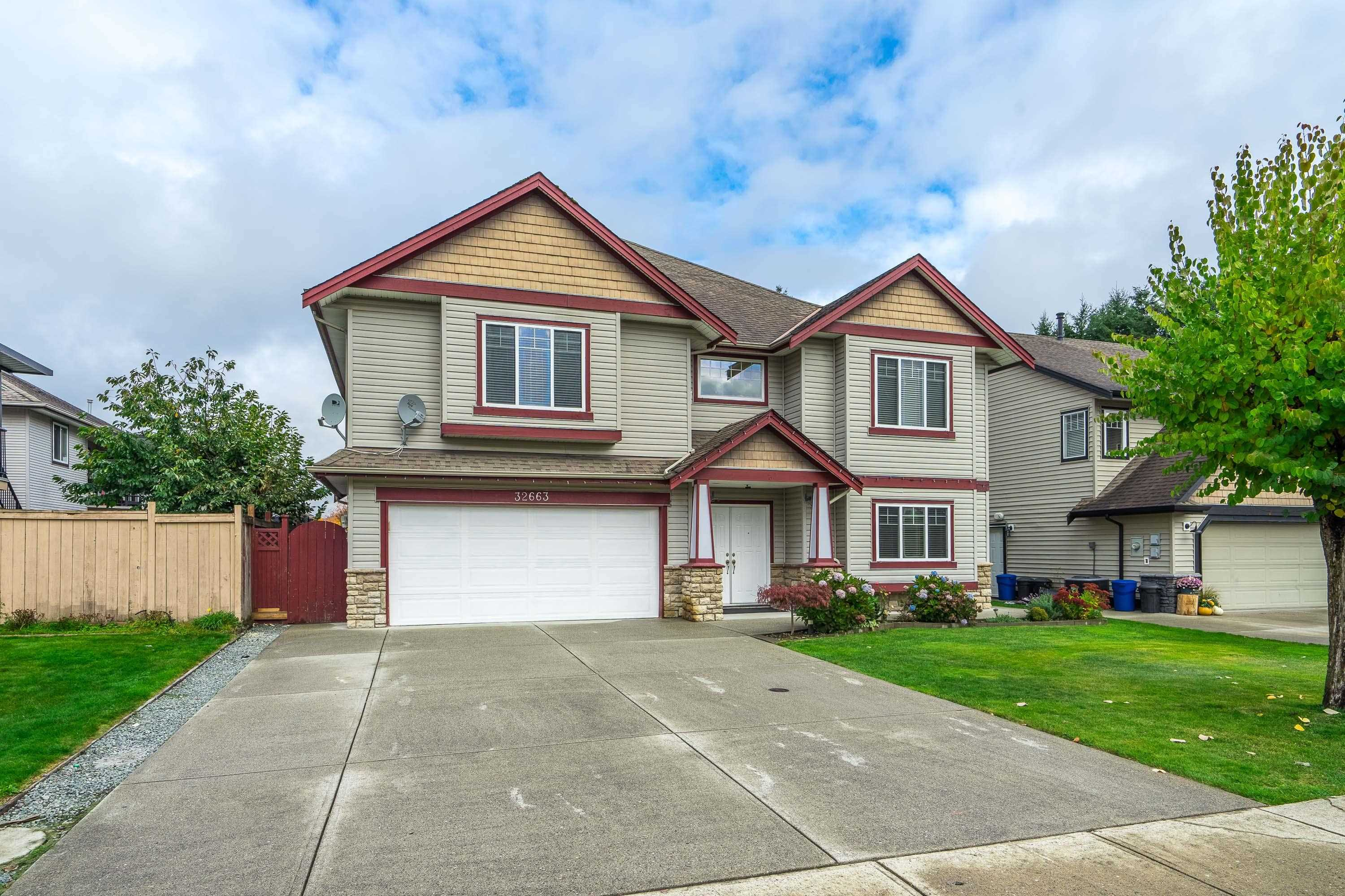32663 MITCHELL AVENUE - Mission BC House/Single Family for sale, 7 Bedrooms (R2625952) - #1