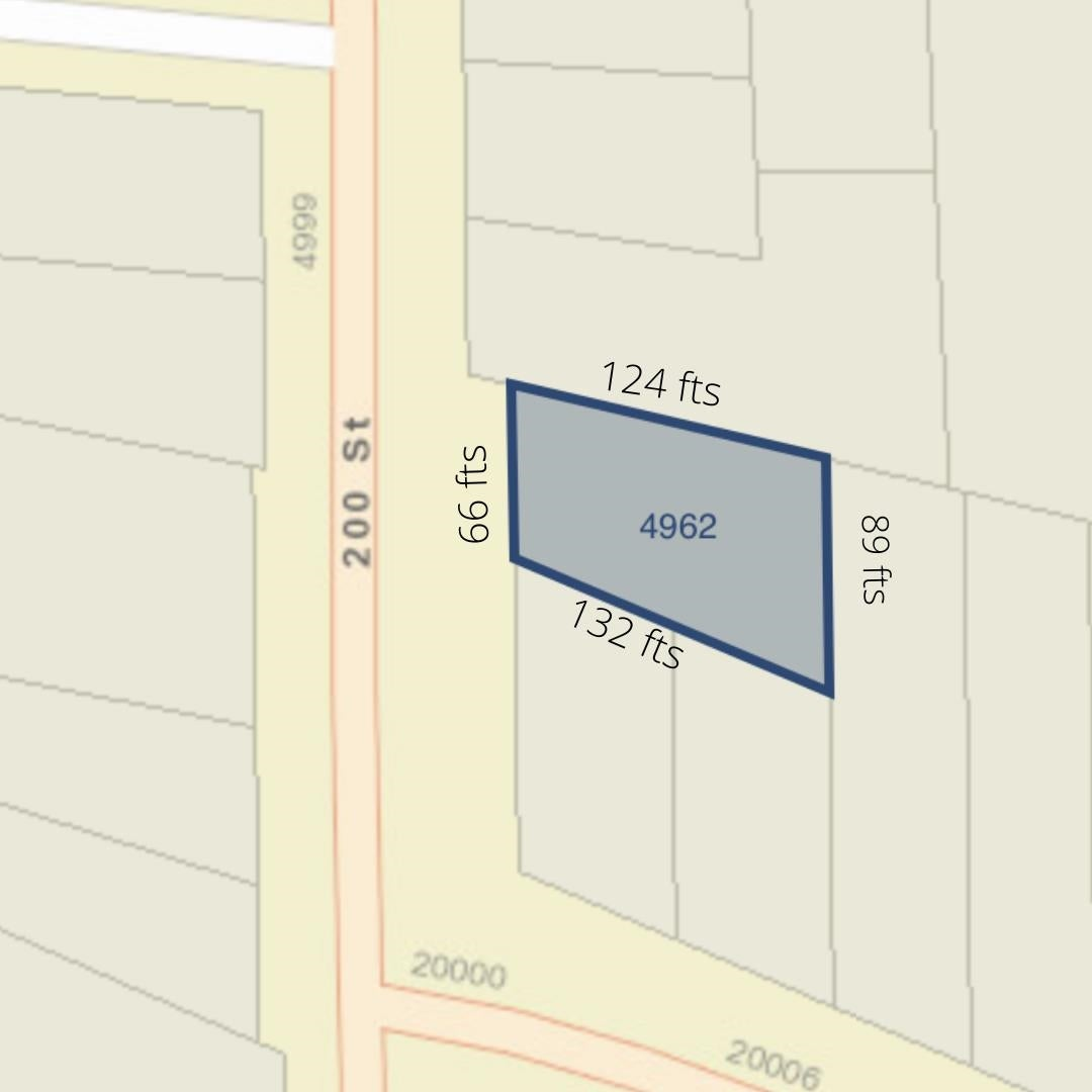 4962 200 STREET - Langley City House/Single Family for sale, 4 Bedrooms (R2625959) - #1