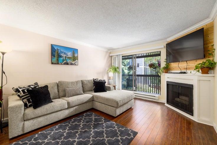 116 13507 96 AVENUE - Queen Mary Park Surrey Apartment/Condo for sale, 1 Bedroom (R2625979)