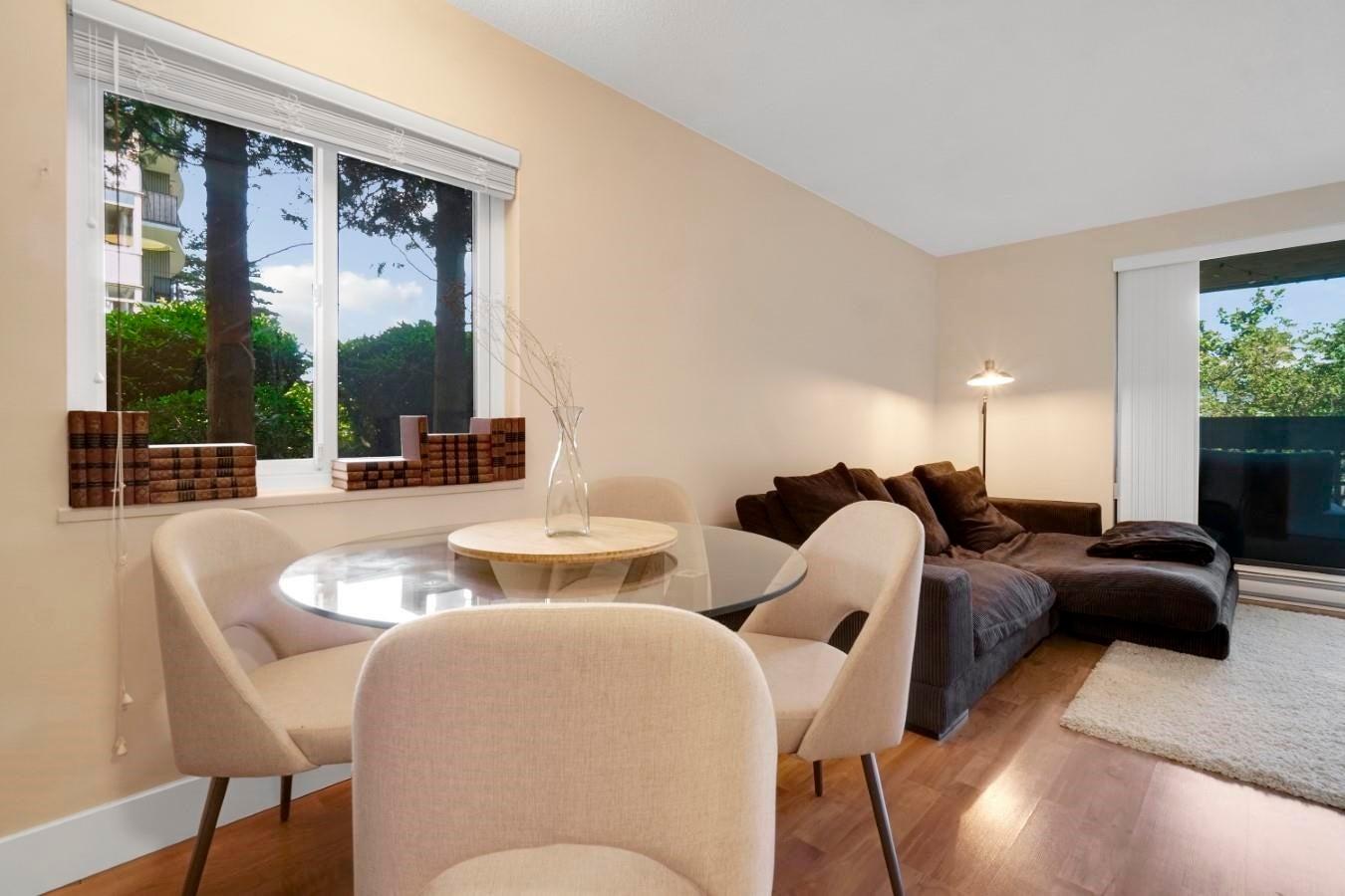 102 2458 YORK AVENUE - Kitsilano Apartment/Condo for sale, 1 Bedroom (R2625982)