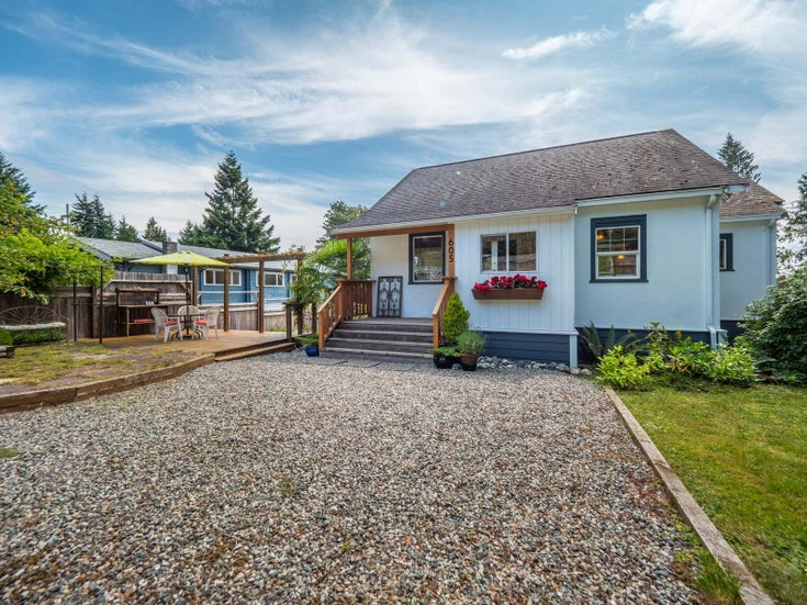 605 GOWER POINT - Gibsons & Area House/Single Family for sale, 4 Bedrooms (R2625999)