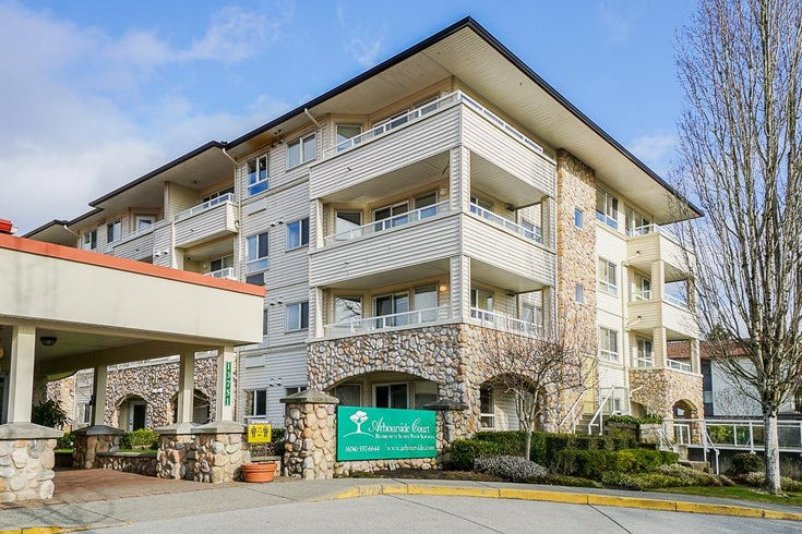 323 13751 74 AVENUE - East Newton Apartment/Condo for sale, 1 Bedroom (R2626011)