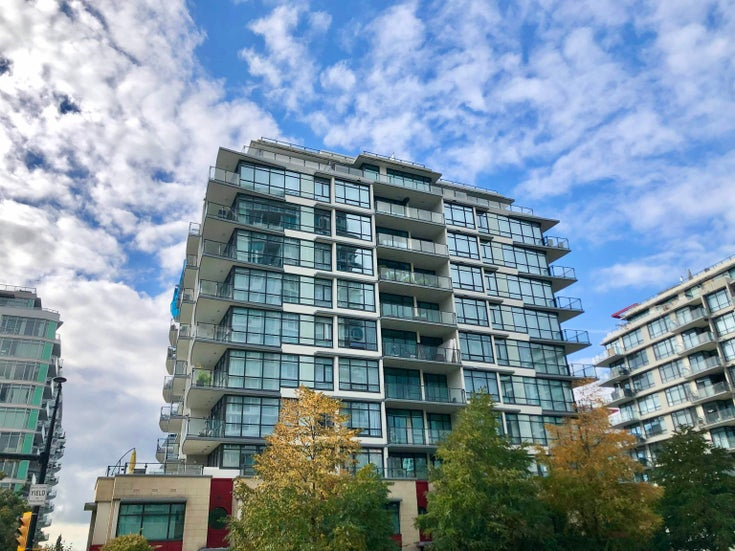 201 172 VICTORY SHIP WAY - Lower Lonsdale Apartment/Condo for sale, 1 Bedroom (R2626015)