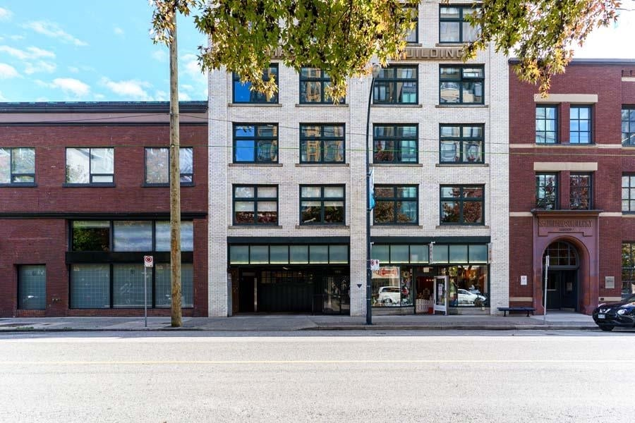 302 1180 HOMER STREET - Yaletown Apartment/Condo for sale, 1 Bedroom (R2626050)
