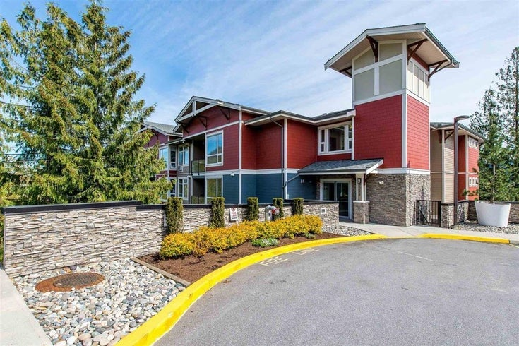 311 2238 WHATCOM ROAD - Abbotsford East Apartment/Condo for sale, 1 Bedroom (R2626053)