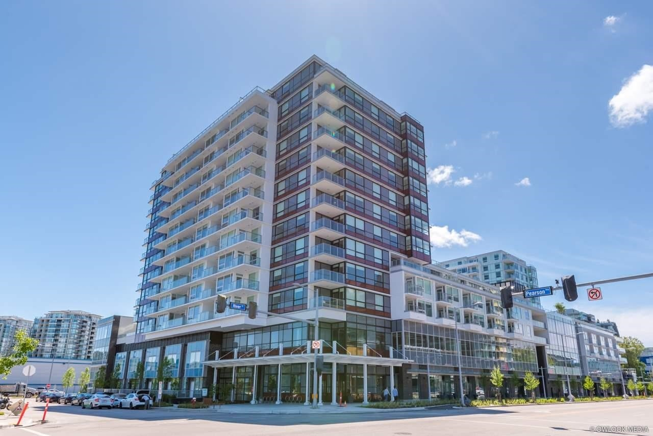 614 6900 PEARSON WAY - Brighouse Apartment/Condo for sale, 1 Bedroom (R2626061)