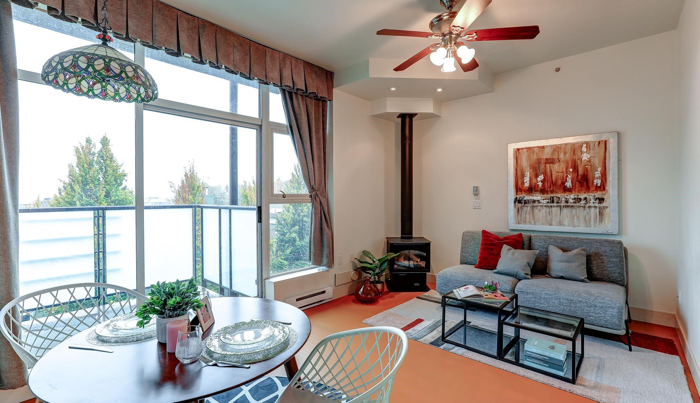 509 8988 HUDSON STREET - Marpole Apartment/Condo for sale, 1 Bedroom (R2626074)