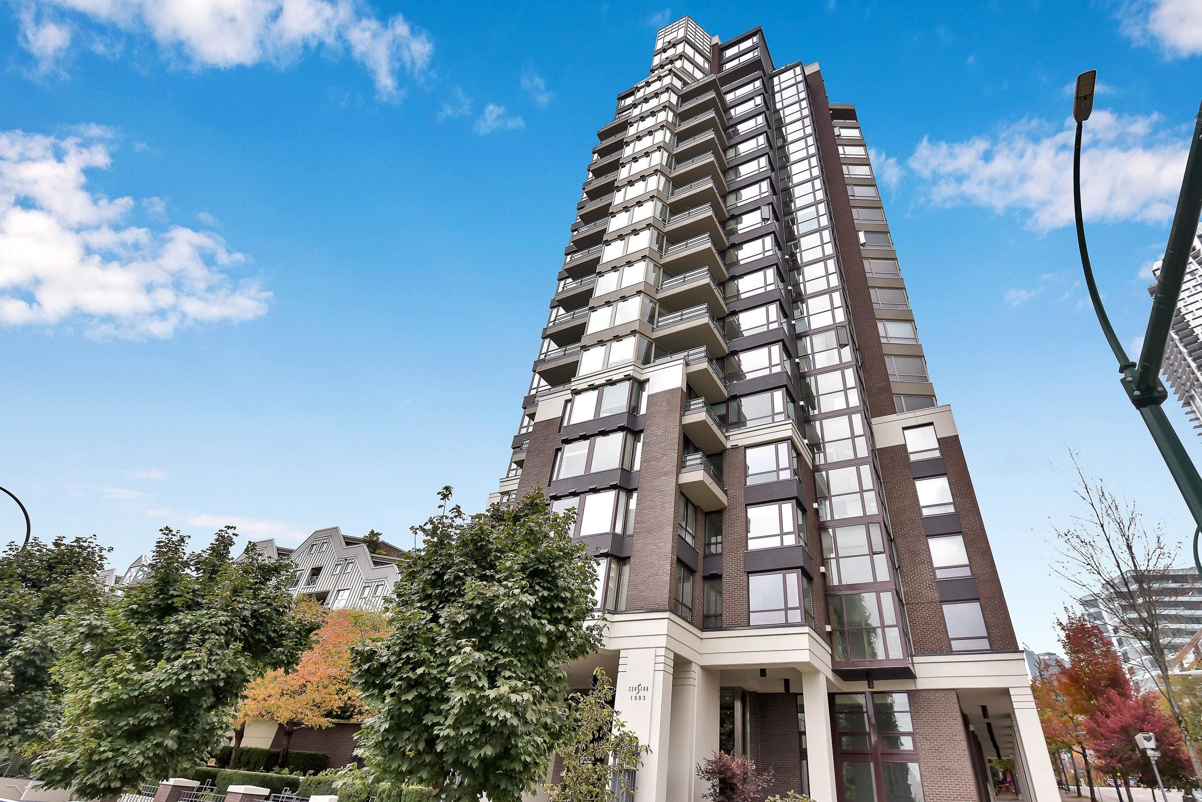 903 1003 PACIFIC STREET - West End VW Apartment/Condo for sale, 1 Bedroom (R2626075)