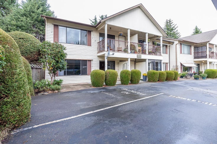 107 2853 W BOURQUIN CRESCENT - Central Abbotsford Townhouse for sale, 2 Bedrooms (R2626079)