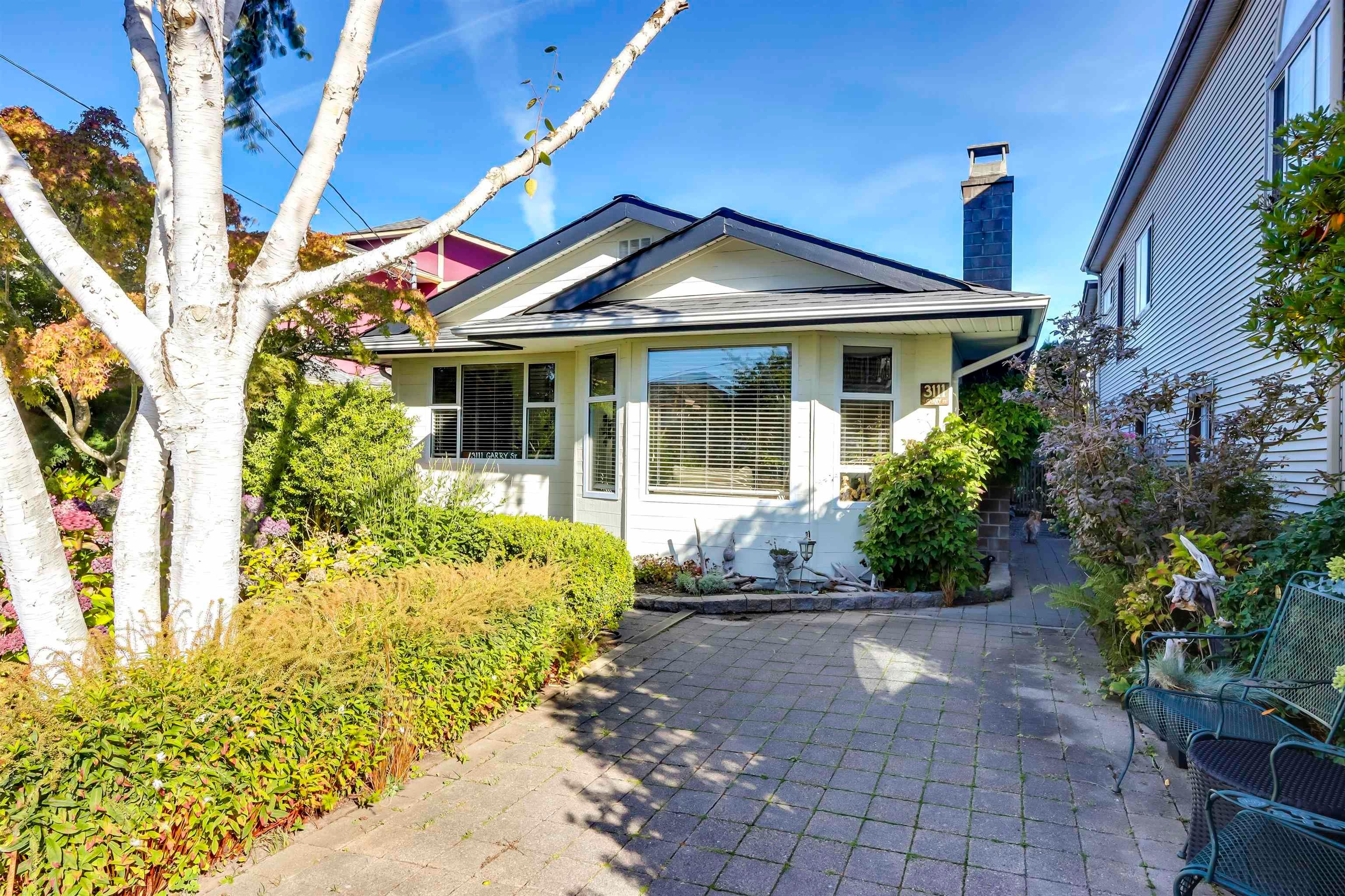 3111 GARRY STREET - Steveston Village House/Single Family for sale, 2 Bedrooms (R2626091)