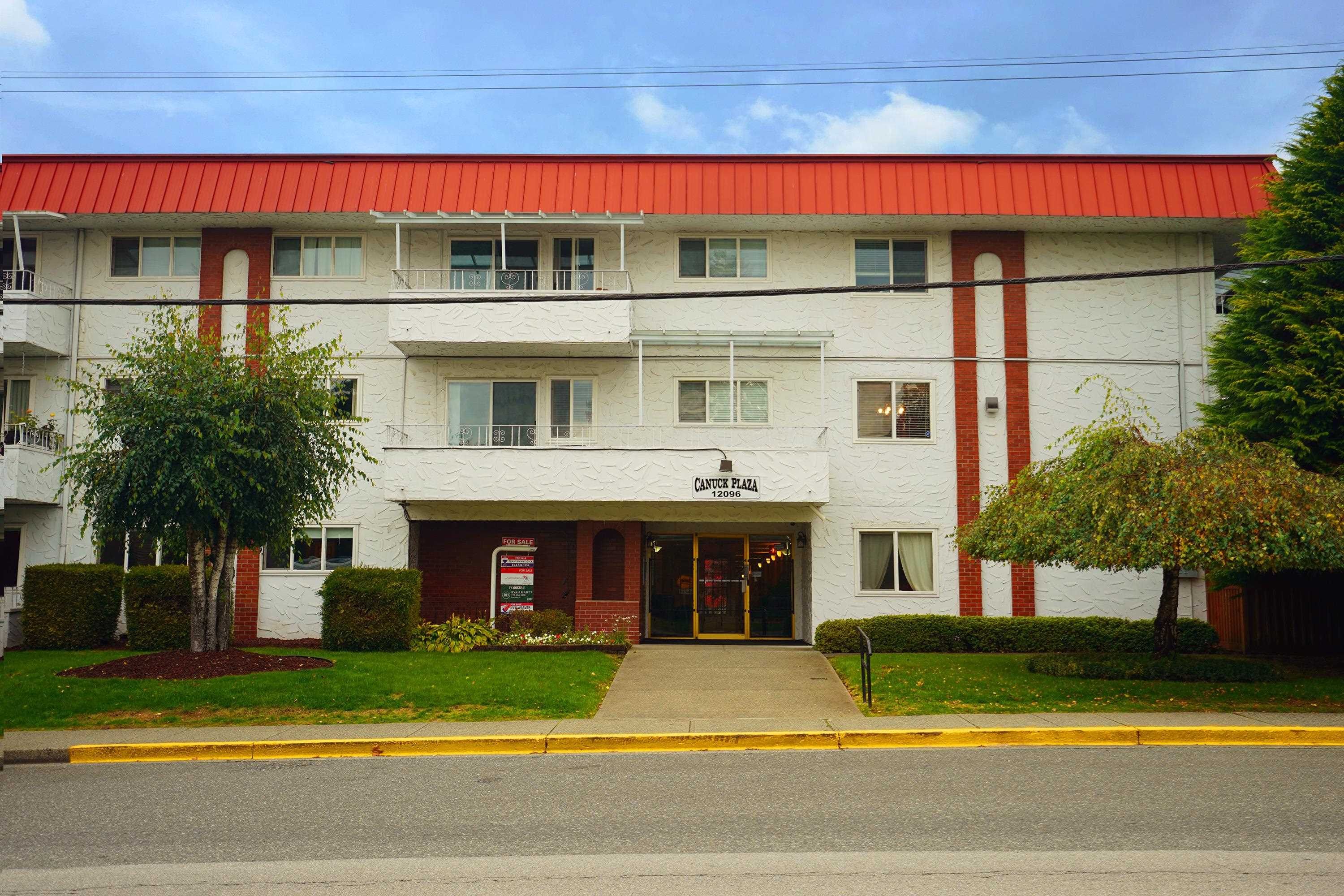 109 12096 222 STREET - West Central Apartment/Condo for sale, 2 Bedrooms (R2626118)
