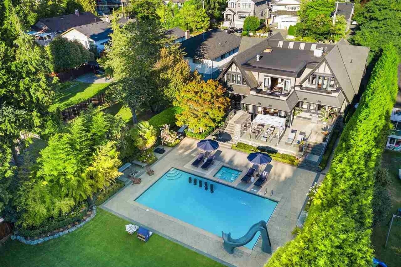 5583 MACKENZIE STREET - Kerrisdale House/Single Family for sale, 5 Bedrooms (R2626125) - #1