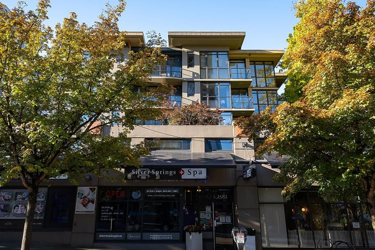 303 828 CARDERO STREET - West End VW Apartment/Condo for sale(R2626151)
