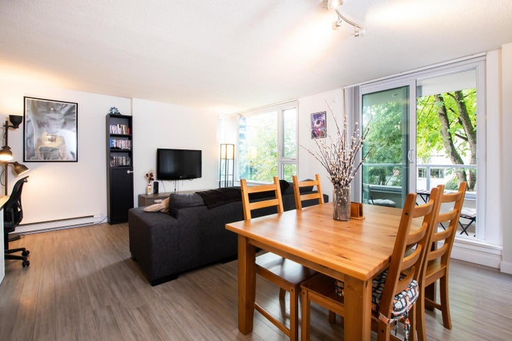 302 1566 W 13TH AVENUE - Fairview VW Apartment/Condo for sale, 2 Bedrooms (R2626164)