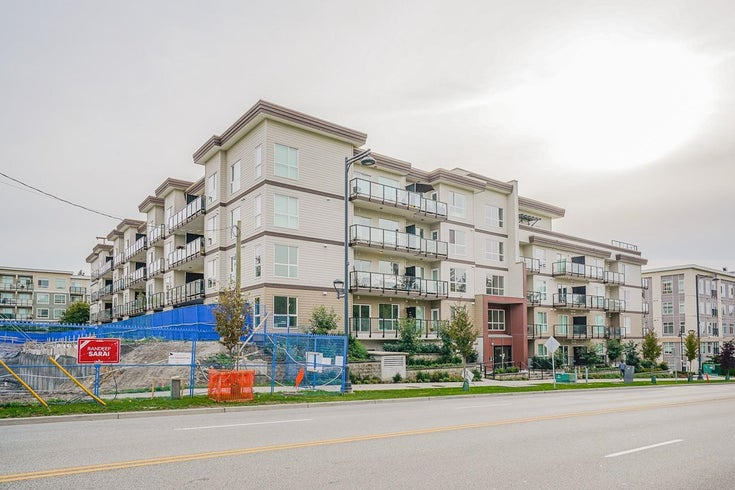 519 13768 108 AVENUE - Whalley Apartment/Condo for sale, 1 Bedroom (R2626200)
