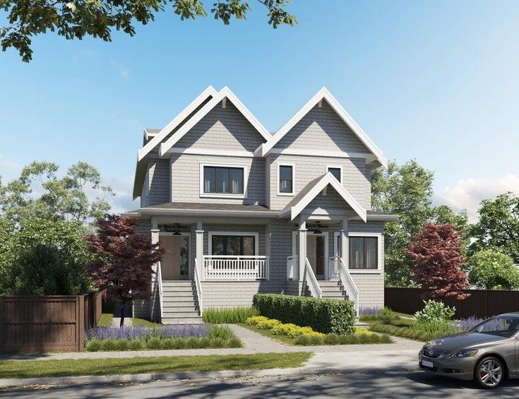 3781 W 27TH AVENUE - Dunbar 1/2 Duplex for sale, 4 Bedrooms (R2626211)