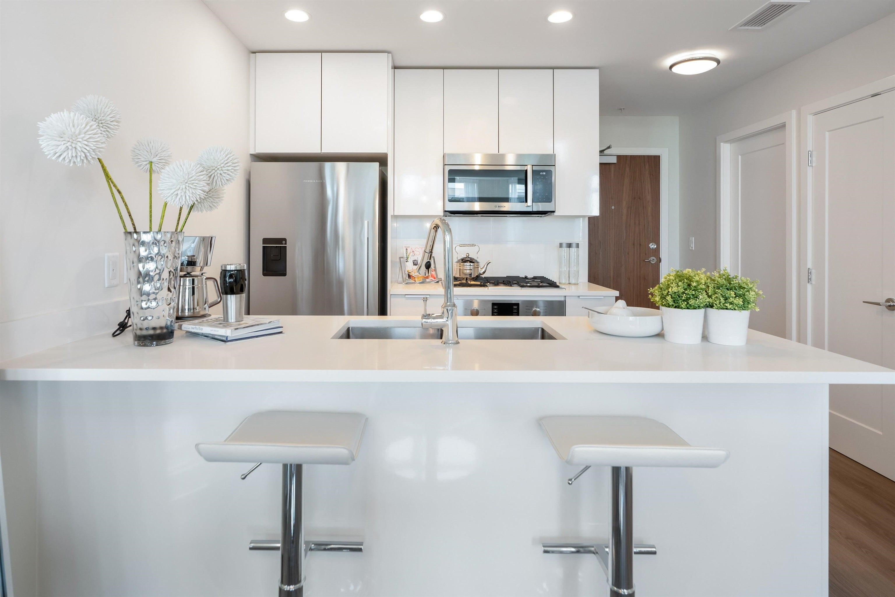 613 8699 HAZELBRIDGE WAY - West Cambie Apartment/Condo for sale, 1 Bedroom (R2626216)