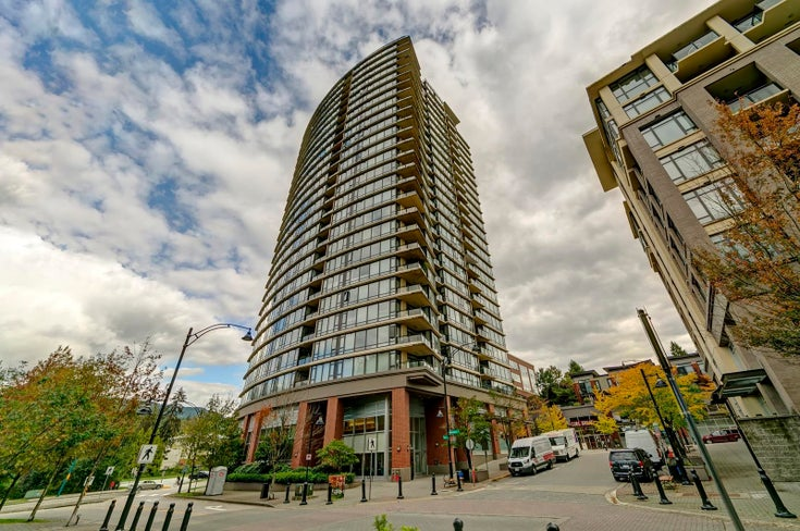 2205 110 BREW STREET - Port Moody Centre Apartment/Condo for sale, 2 Bedrooms (R2626223)