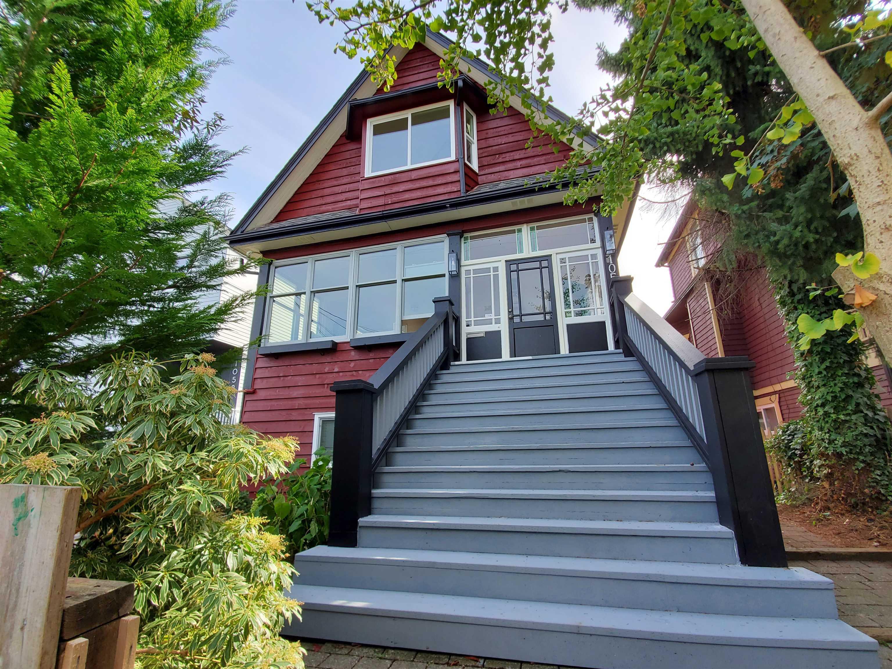 1050 E 13TH AVENUE - Mount Pleasant VE House/Single Family for sale, 4 Bedrooms (R2626224)