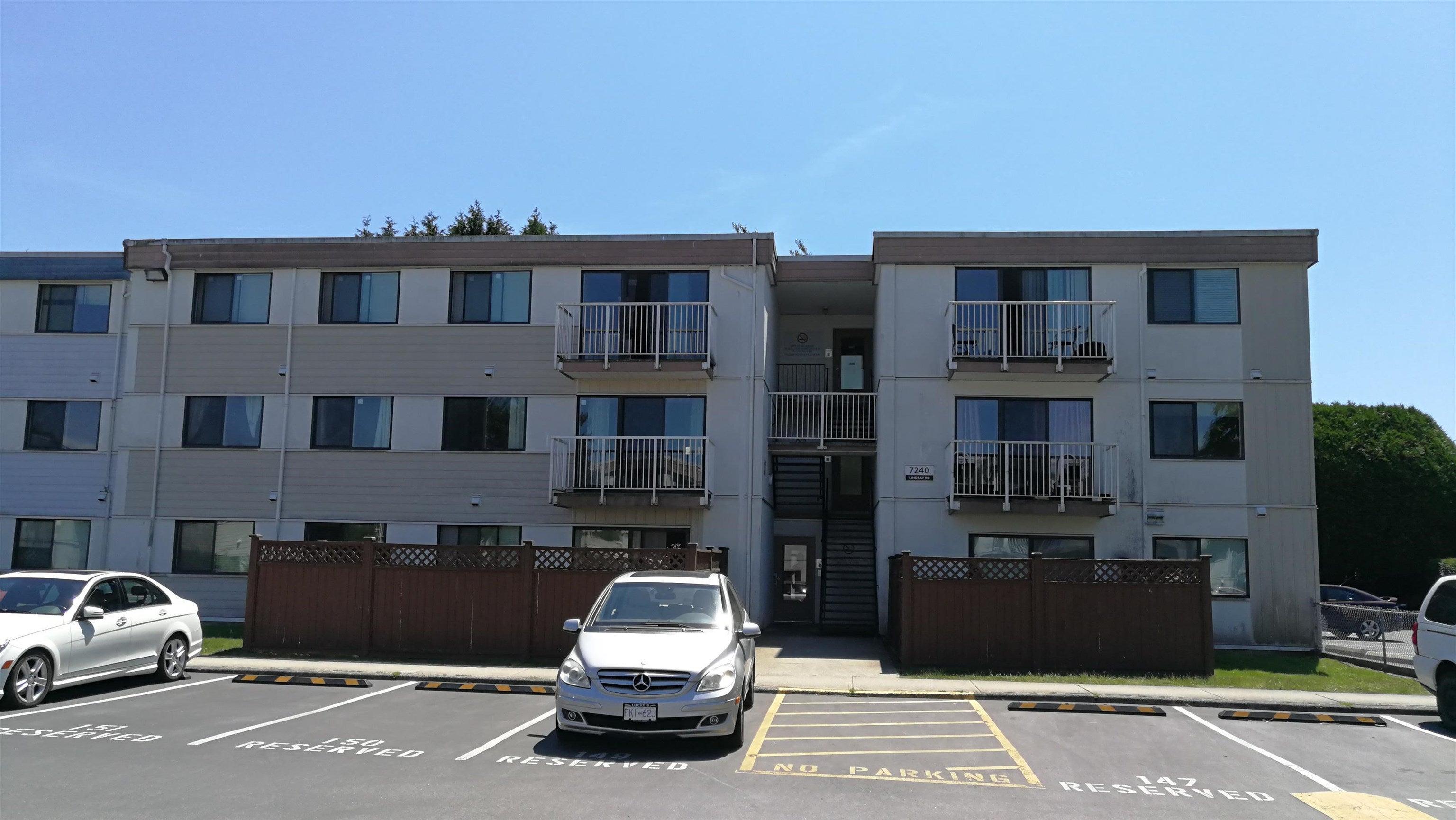 215 7240 LINDSAY ROAD - Granville Apartment/Condo for sale, 3 Bedrooms (R2626229)
