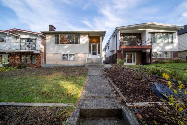 3449 E PENDER STREET - Renfrew VE House/Single Family for sale, 4 Bedrooms (R2626248)