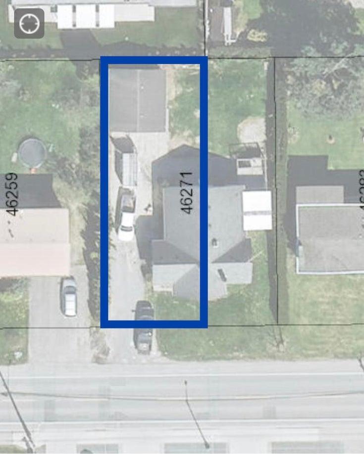 LOT 1 46271 STEVENSON ROAD - Sardis East Vedder Rd for sale(R2626254)