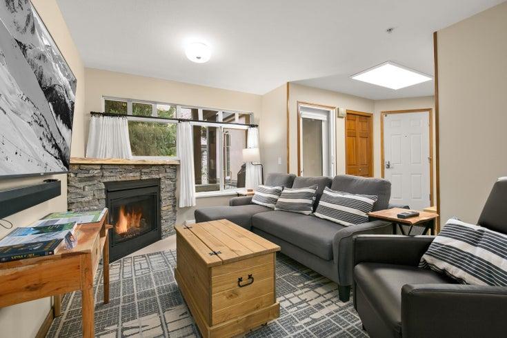 47 4335 NORTHLANDS BOULEVARD - Whistler Village Townhouse for sale, 2 Bedrooms (R2626257)