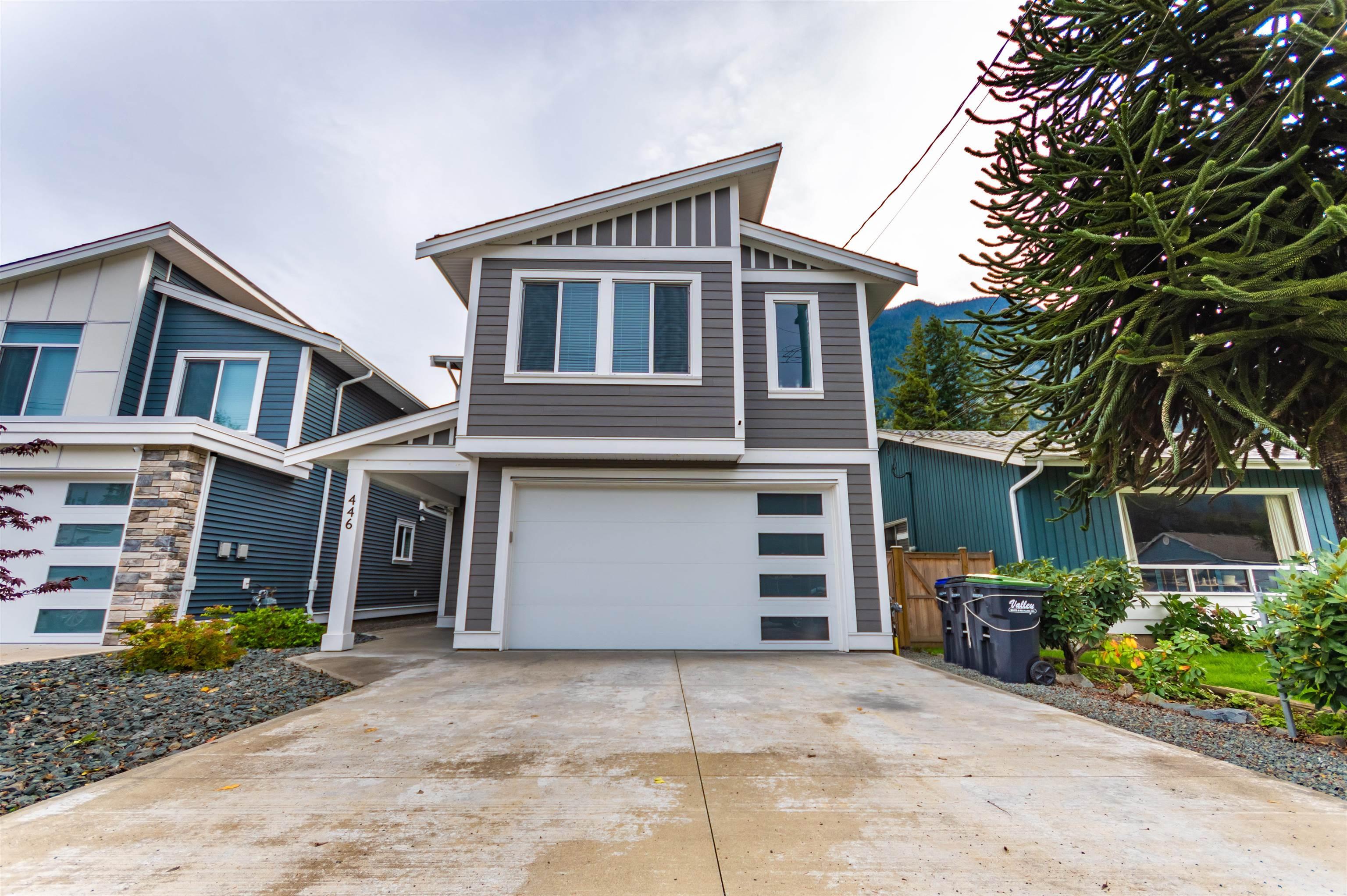 446 FORT STREET - Hope Center House/Single Family for sale, 4 Bedrooms (R2626287) - #1