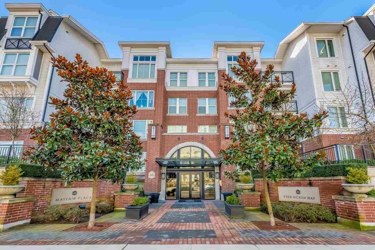 127 9388 MCKIM WAY - West Cambie Apartment/Condo for sale, 2 Bedrooms (R2626294)