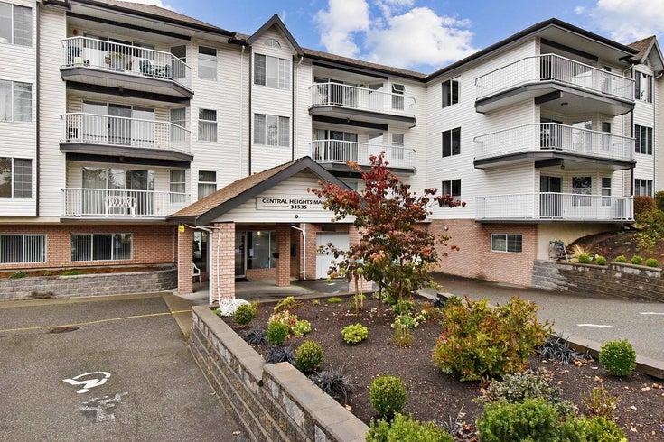 107 33535 KING ROAD - Poplar Apartment/Condo for sale, 2 Bedrooms (R2626297)