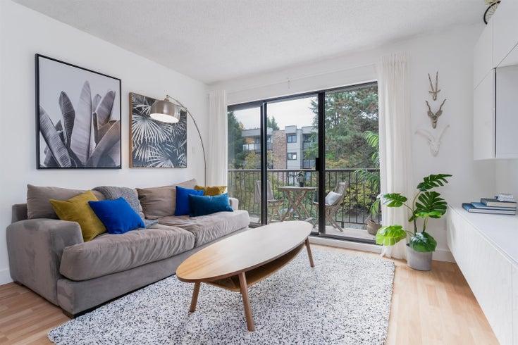 432 1065 E 8TH AVENUE - Mount Pleasant VE Apartment/Condo for sale, 1 Bedroom (R2626307)