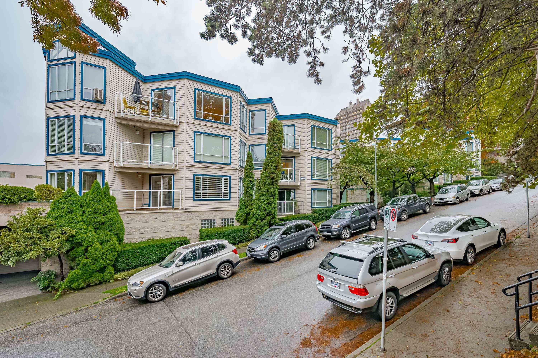 206 2288 LAUREL STREET - Fairview VW Apartment/Condo for sale, 1 Bedroom (R2626320)