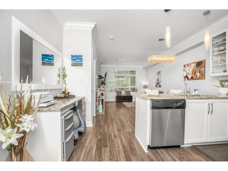 113 20861 83 AVENUE - Willoughby Heights Apartment/Condo for sale, 1 Bedroom (R2626331)