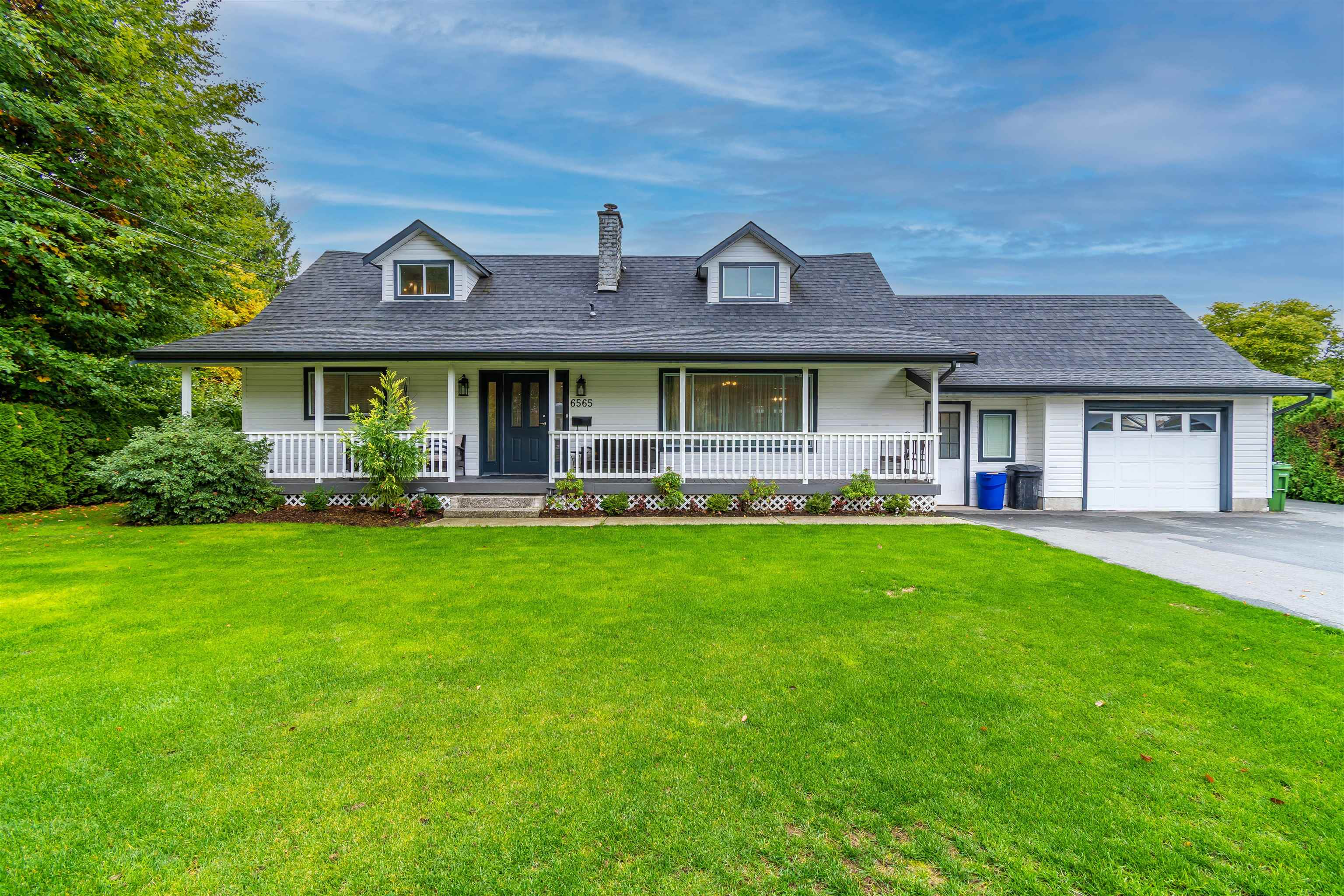 6565 DOGWOOD DRIVE - Sardis West Vedder Rd House/Single Family for sale, 4 Bedrooms (R2626344) - #1