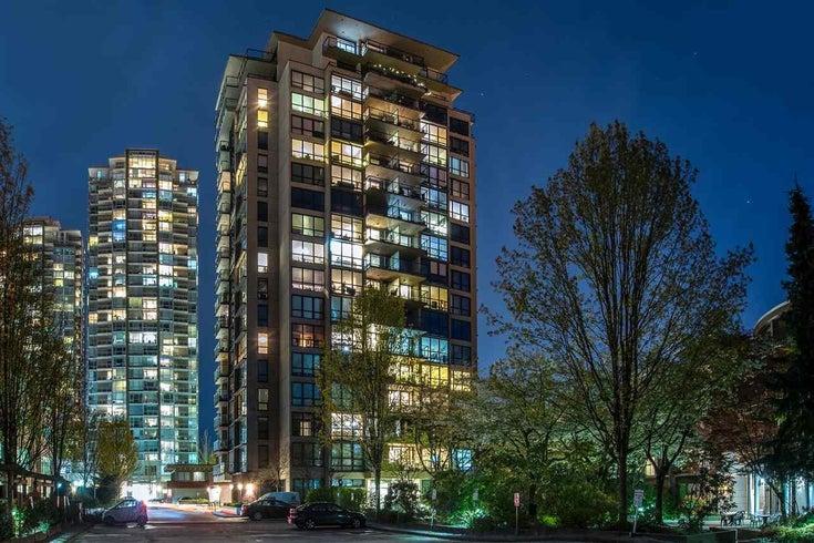1002 2959 GLEN DRIVE - North Coquitlam Apartment/Condo for sale, 2 Bedrooms (R2626346)